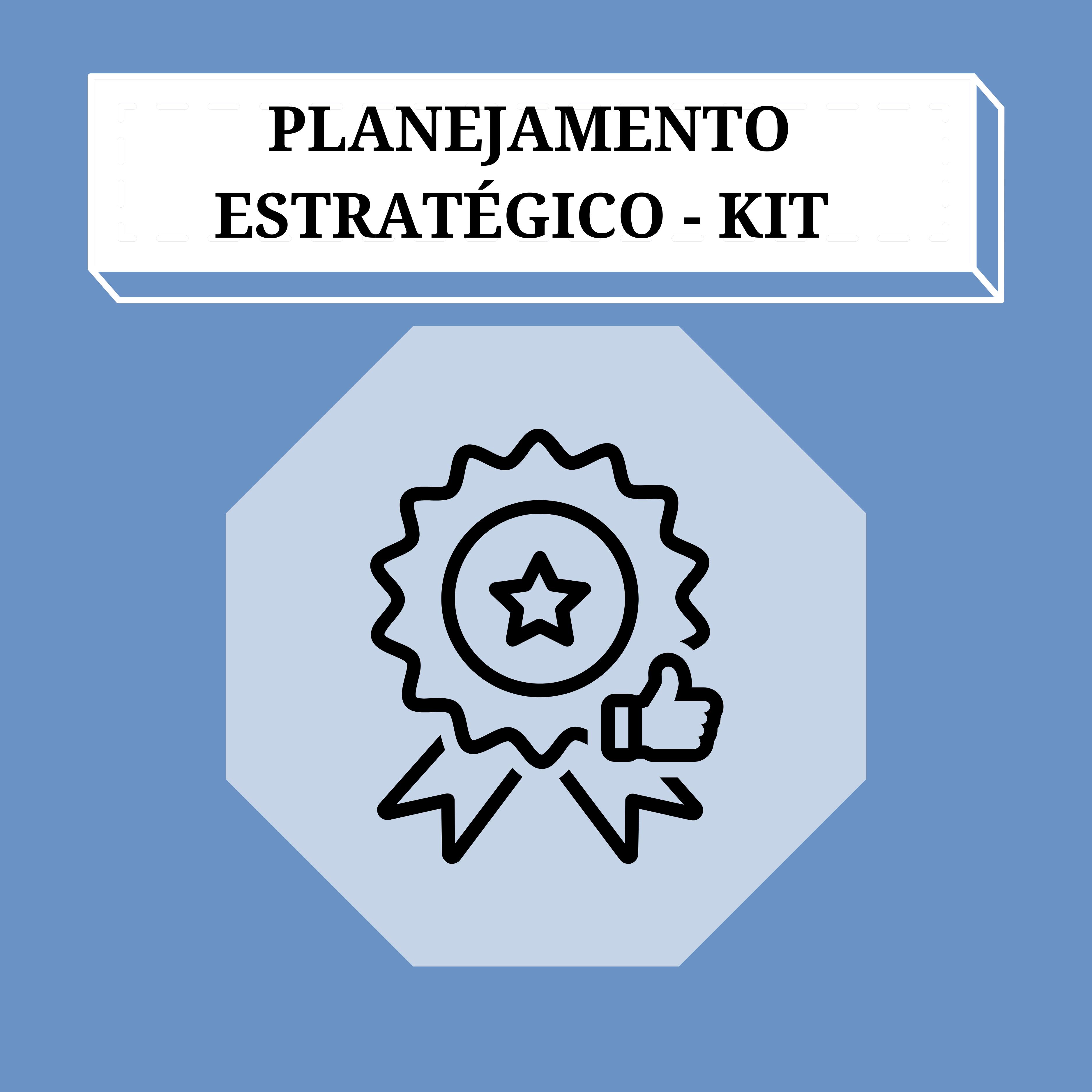 Kit Planejamento Estratégico