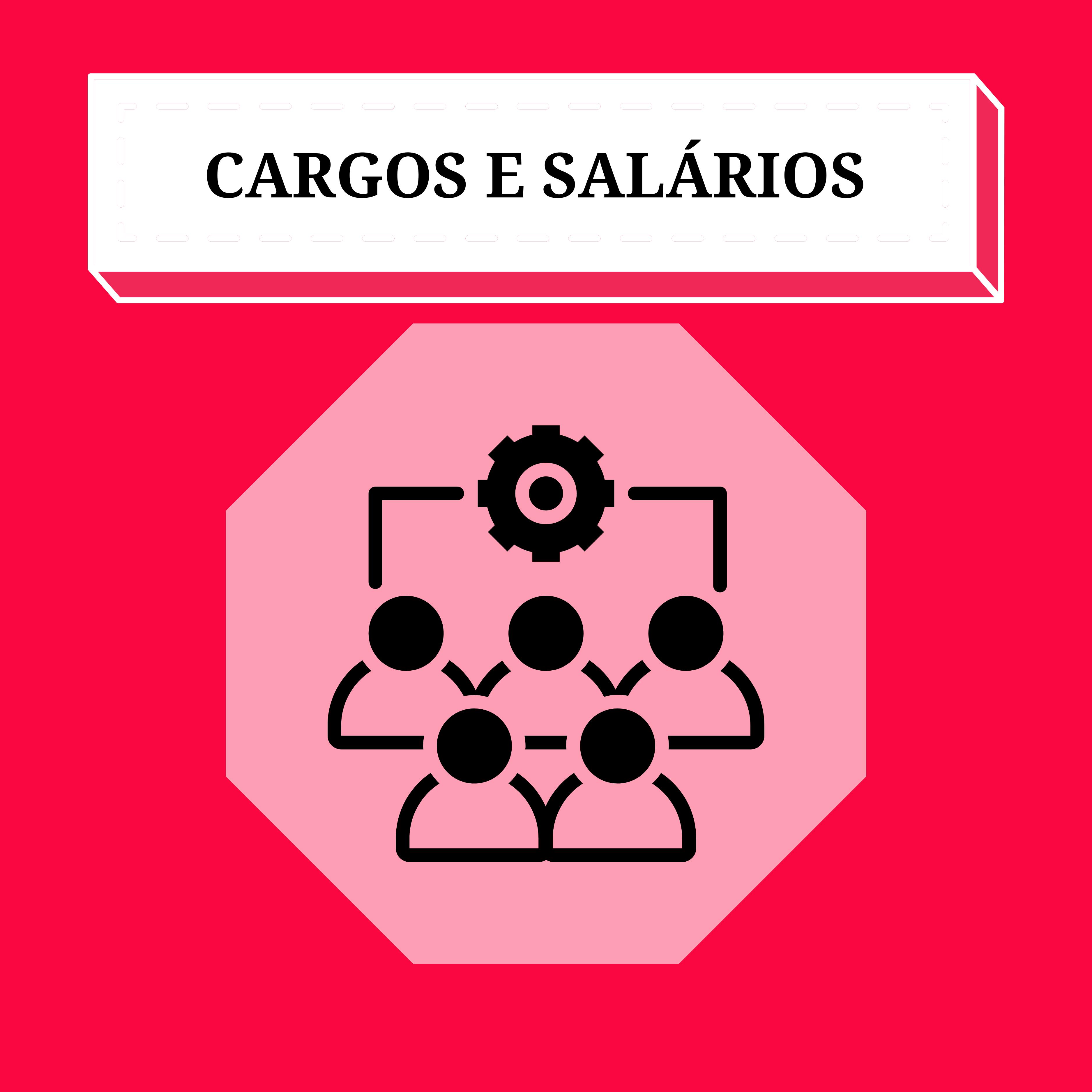 Planilha Cargos e Salários