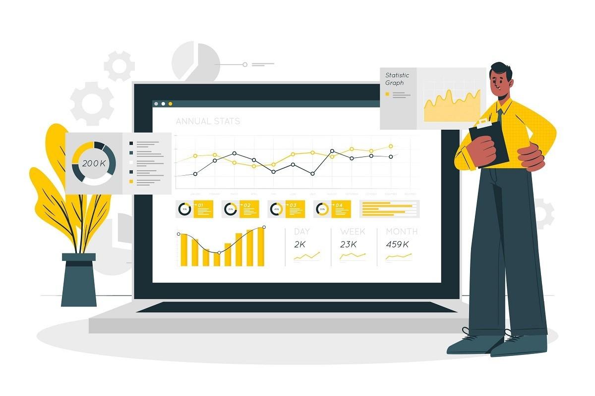Como montar um dashboard no Excel?